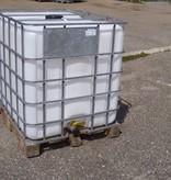 IBC Tank, 1000L 2.Wahl auf Holzpalette