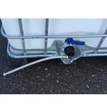 Tränke mit IBC Verbindungsset Schlauch 50cm #SB12VS2