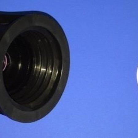 Tränke mit IBC Verbindungsset Schlauch 30cm #DBLNVS1