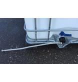 Tränke mit IBC Verbindungsset Schlauch 80cm #DBLNVS3