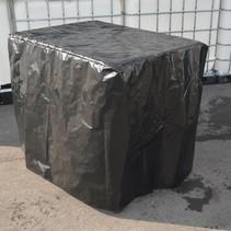 IBC UV- Folie, Schutzhülle für Tank 600 l , Gitterbox, Schwarz Grundpreis : 3,68/ m² |