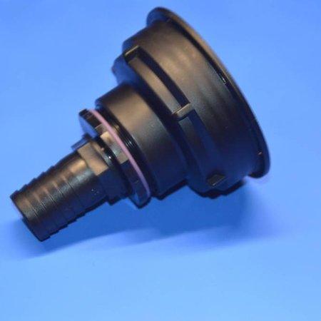 IBC Adapter S100x8 x 32mm Schlauchtülle mit Dichtung #Z24