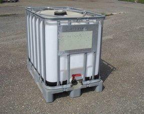 IBC Tank/ Container 600L 2.Wahl, vorgereinigt