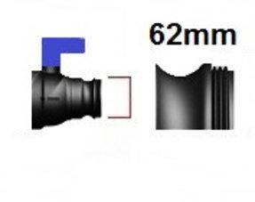 für Feingewinde Schütz 62mm