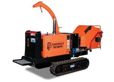 Timberwolf TW 230VTR - 15cm houtversnipperaar RUPS