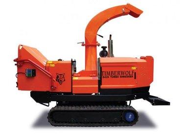 Timberwolf TW S426TFTR - Houtshredder op rups