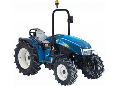 Gebruikte tractor 4-wiel