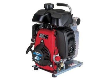 Gebruikte Waterpomp & Generator