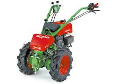 Gebruikte tractor 2-wiel/ frees
