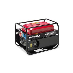Honda Power Equipment Honda ECMT 7000 - Mono/ 3-fasen , max. 7000W Inductie generator