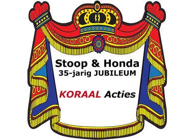 Jubileum KORAAL Acties