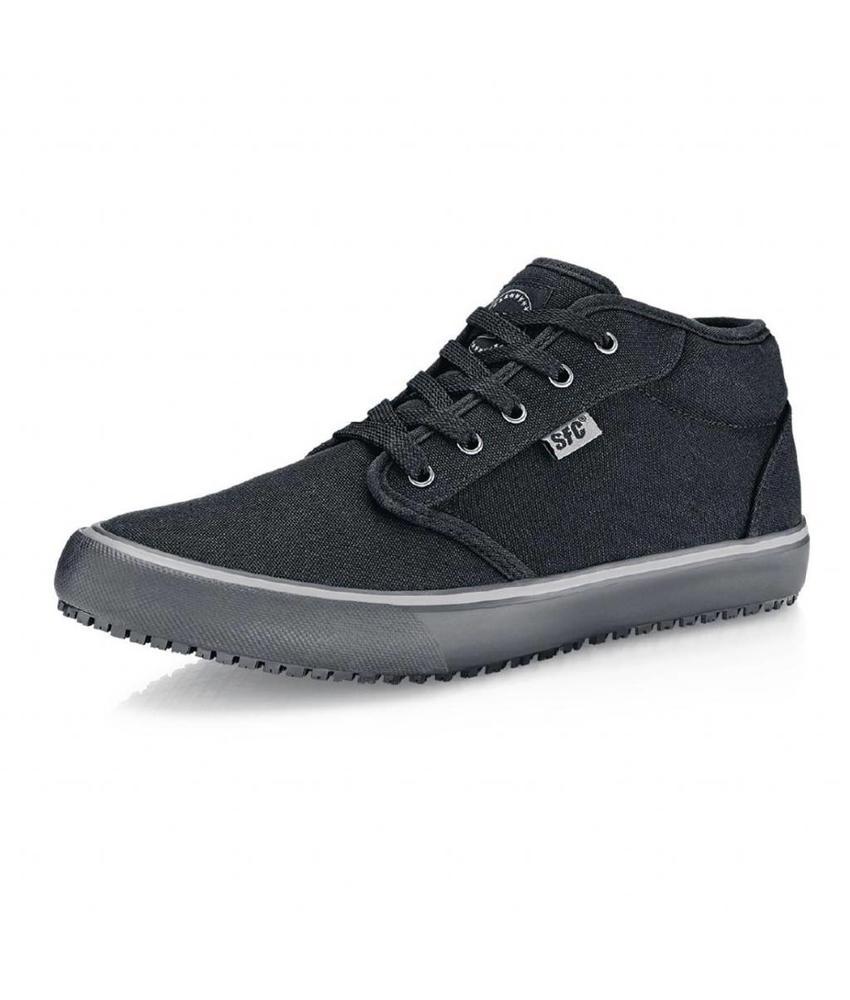 Shoes for Crews halfhoge waterafstotende sneakers