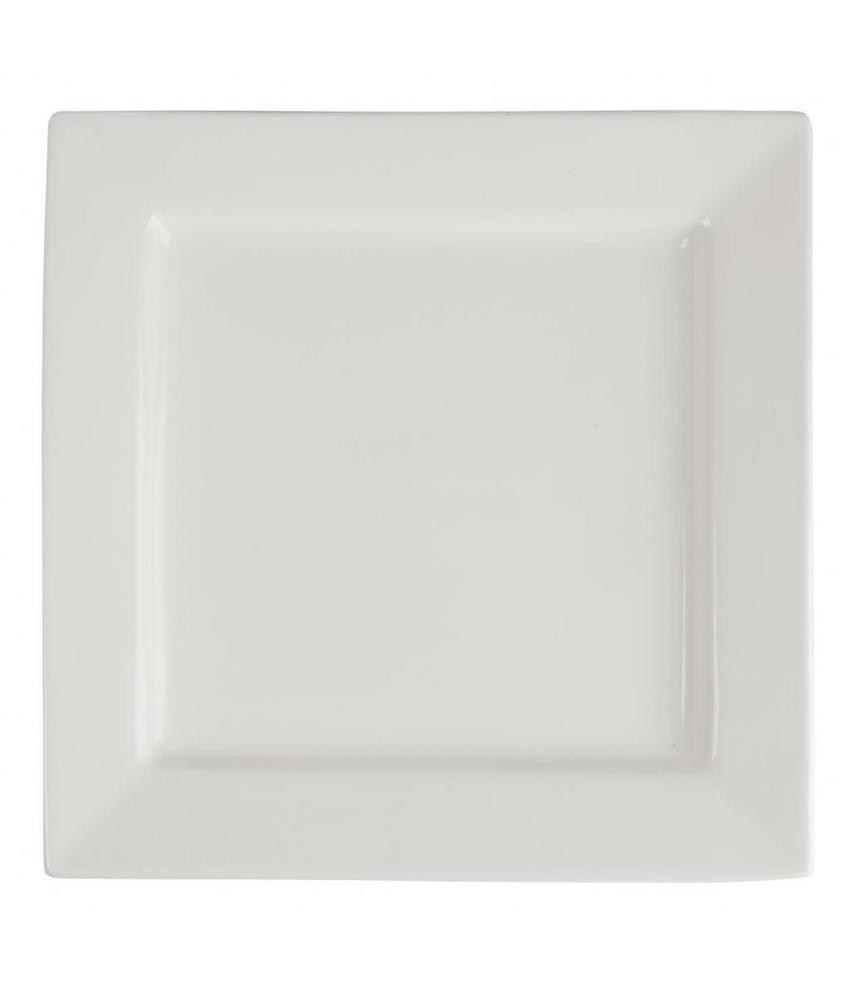 LUMINA Lumina vierkante borden 29,5cm 2 stuks