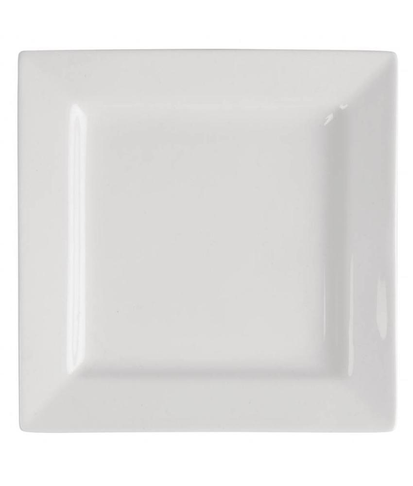 LUMINA Lumina vierkante borden 265mm 4 stuks