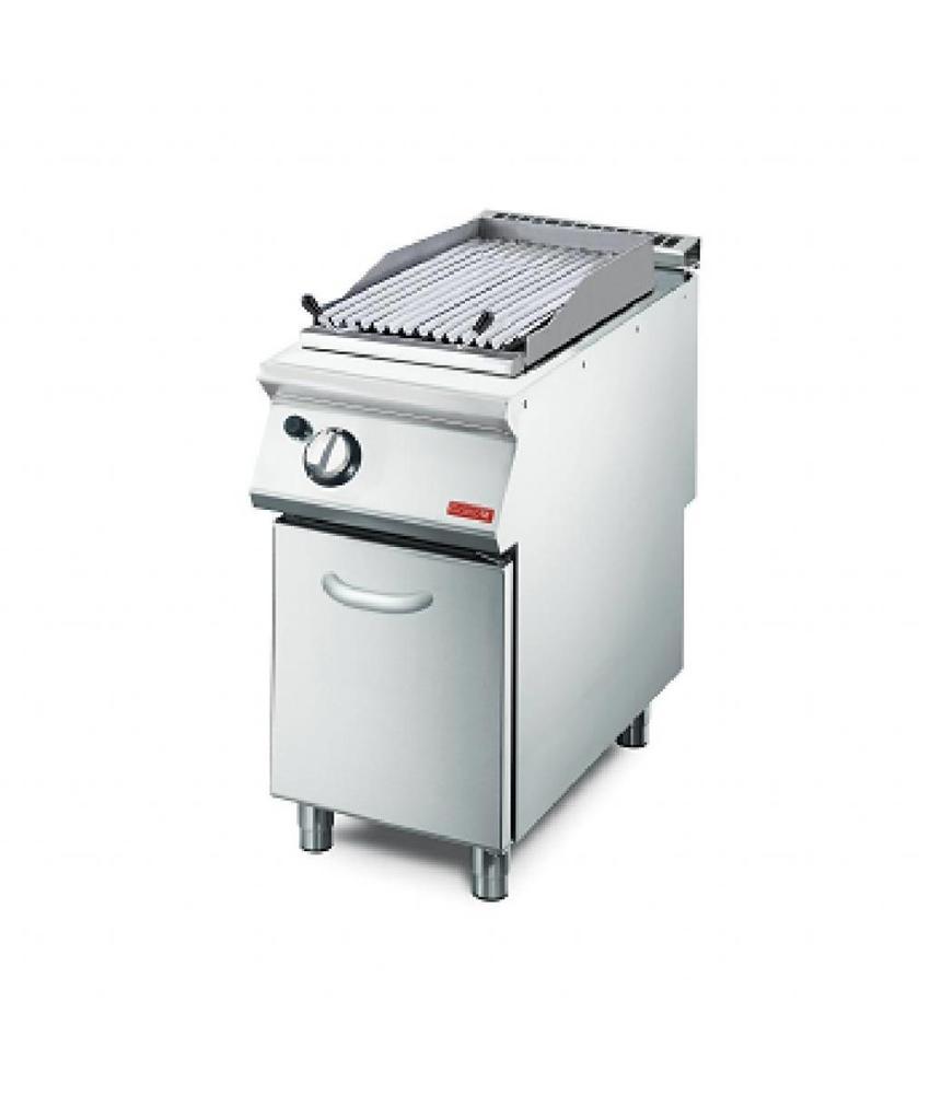 GASTRO-M Gastro M gas lavasteen grill VS70/40GRL