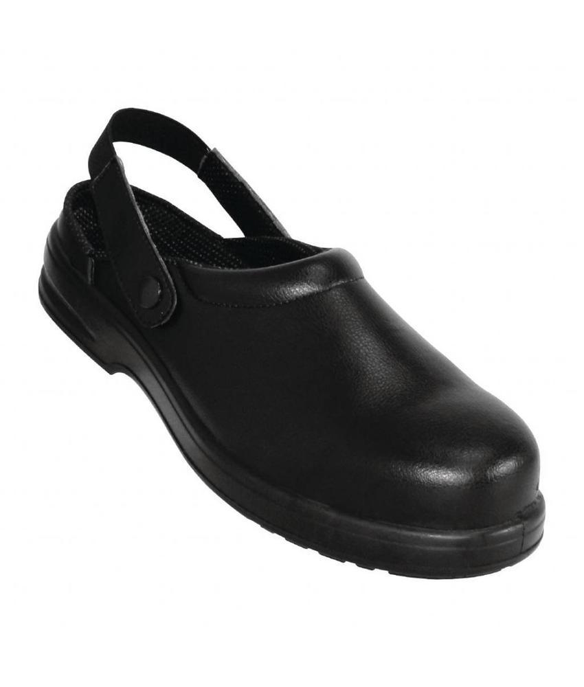 Lites Safety Footwear Lites unisex veiligheidsklompen zwart 36