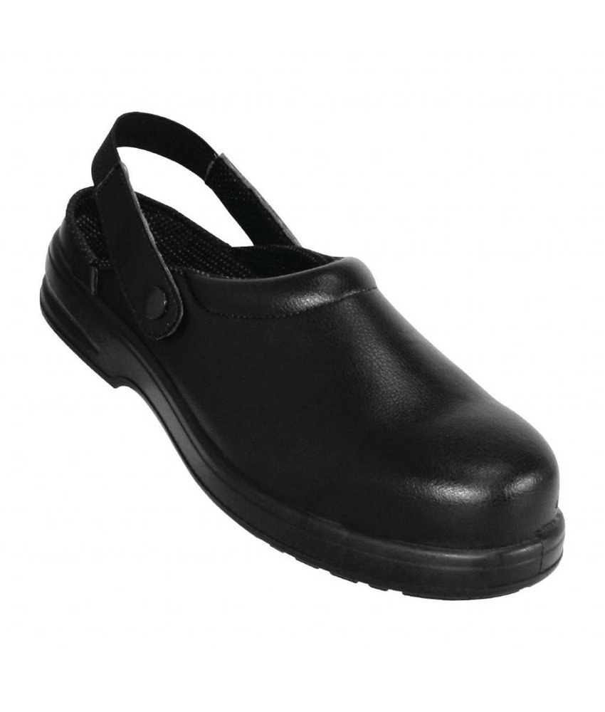 Lites Safety Footwear Lites unisex veiligheidsklompen zwart 41