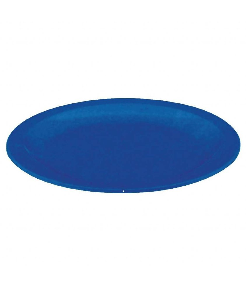 Dalebrook Kristallon bord 23cm blauw 12 stuks