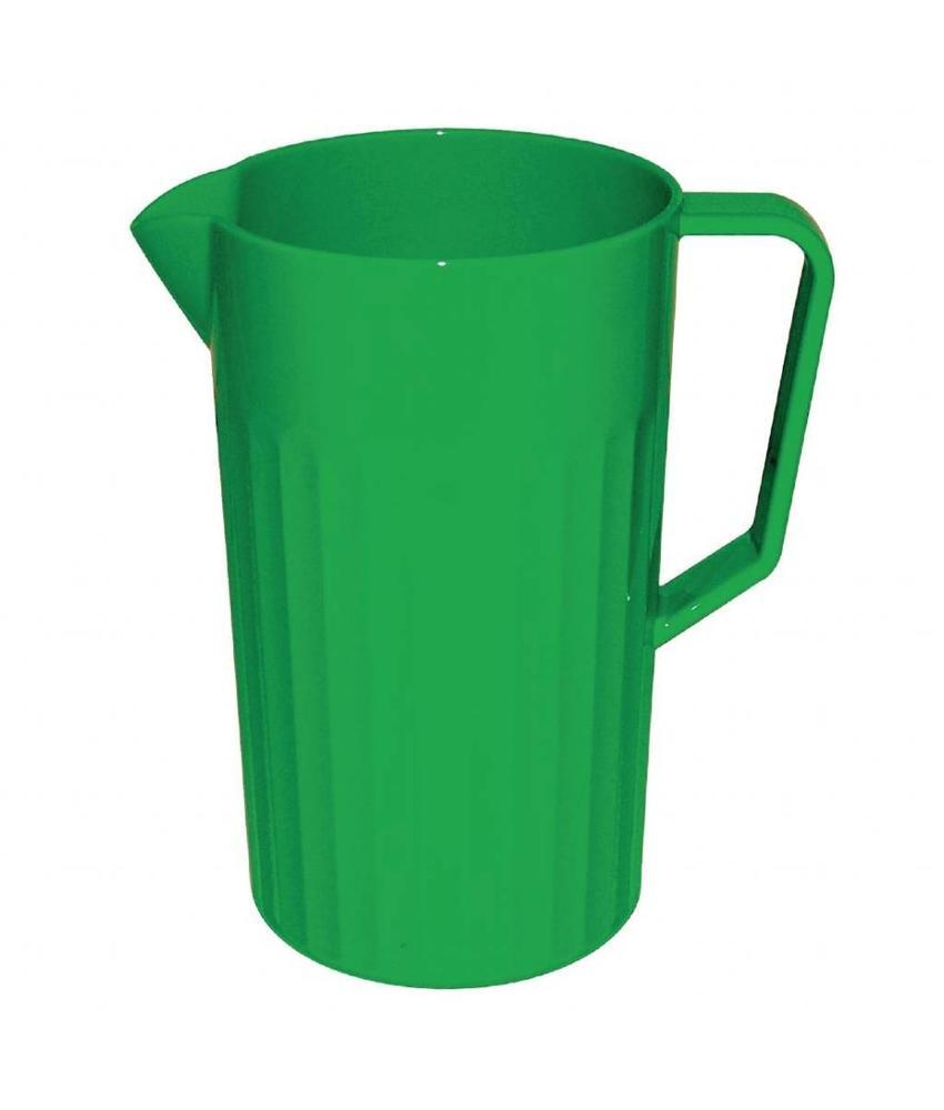 Kristallon Kristallon schenkkan groen 1,1L