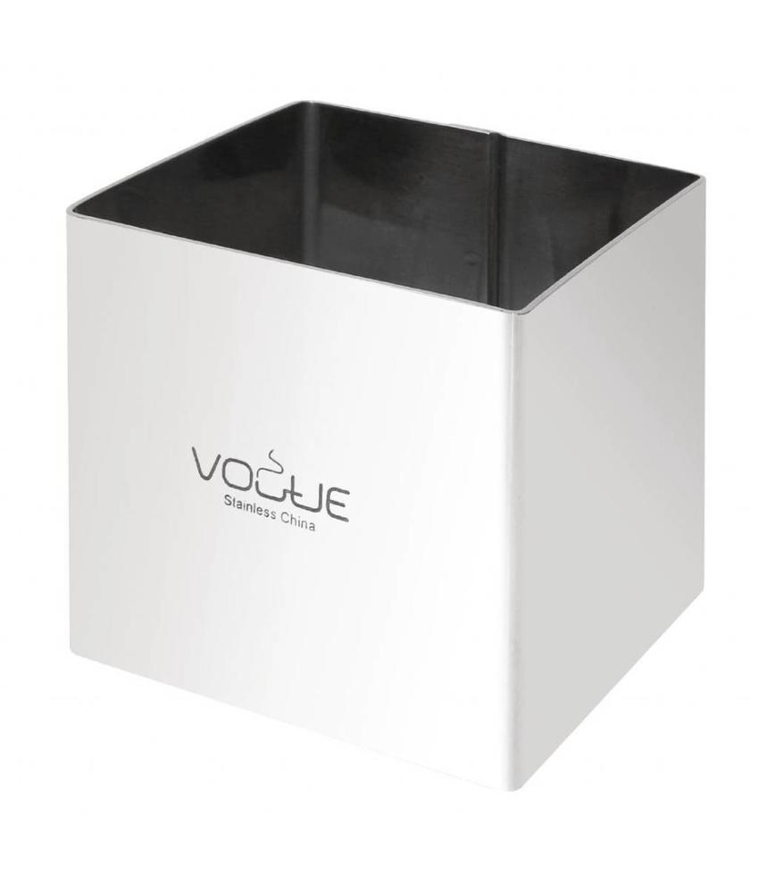 Vogue Vogue vierkante moussering 60x60x60mm
