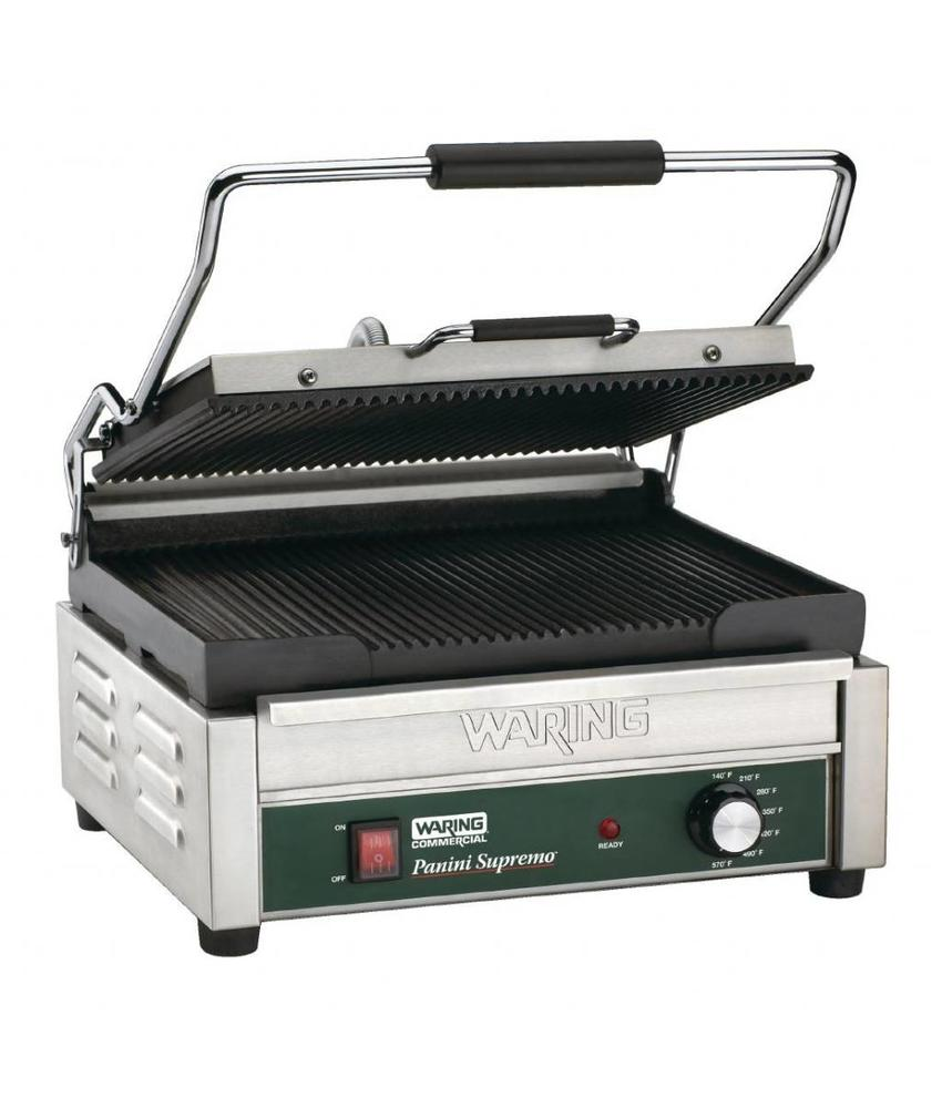 Waring Waring dubbele panini grill WPG250K
