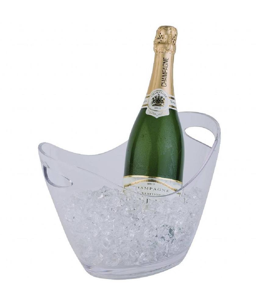 APS Champagne bowl helder klein