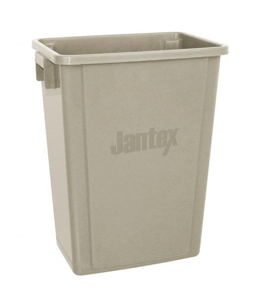 Jantex Jantex recyclebak beige 56ltr