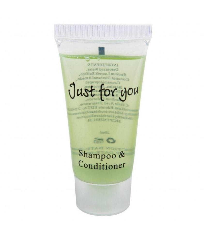 Just for You Just for You shampoo en conditioner 100 stuks