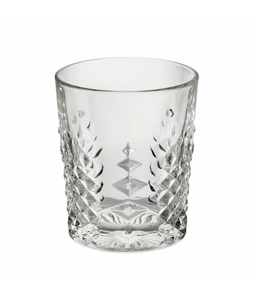 Stylepoint Libbey Carats glas 355 ml 12 stuks