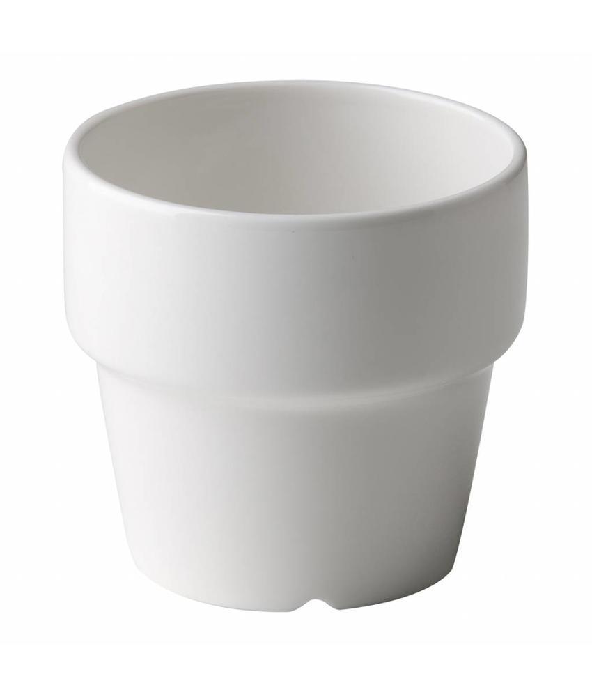 St.James President Stapelbare melkmok 200 ml ( 6 stuks)