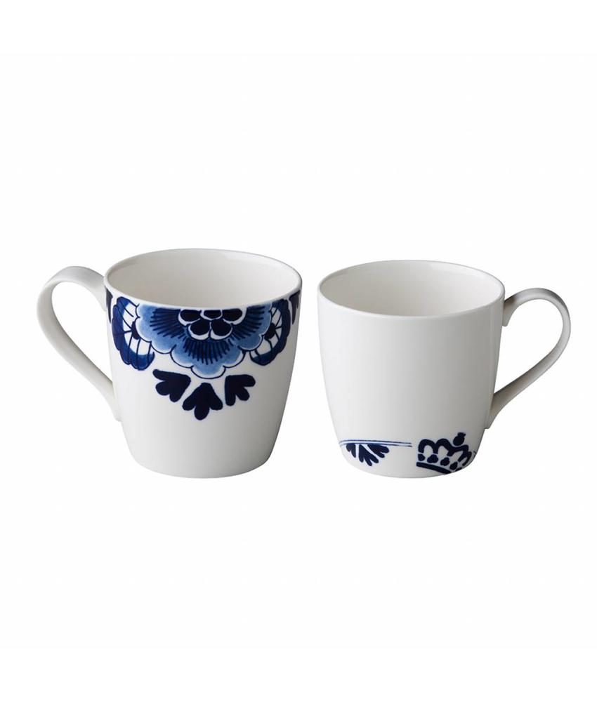 St.James Royal Delft Royal Delft mok 400 ml 6 stuks