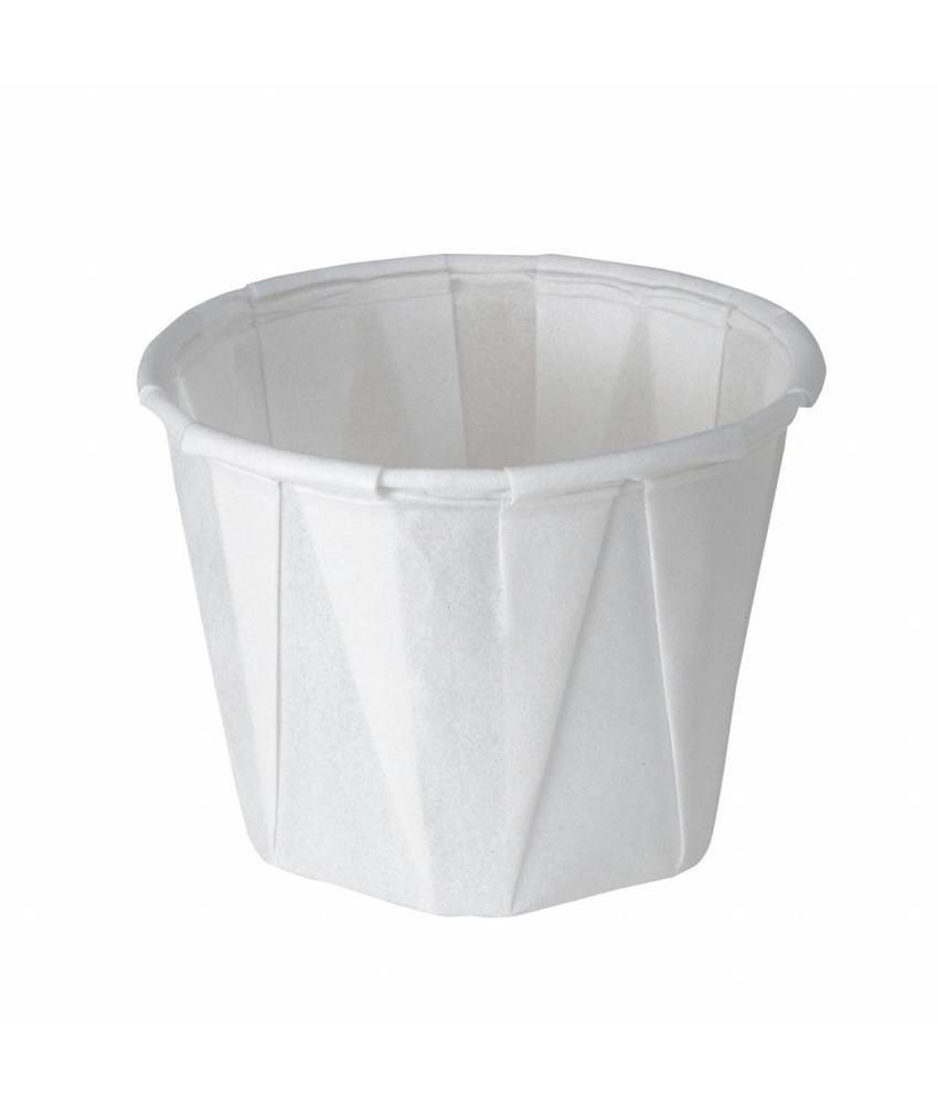 Stylepoint Wegwerp waxed paper tipje 59 ml 250st
