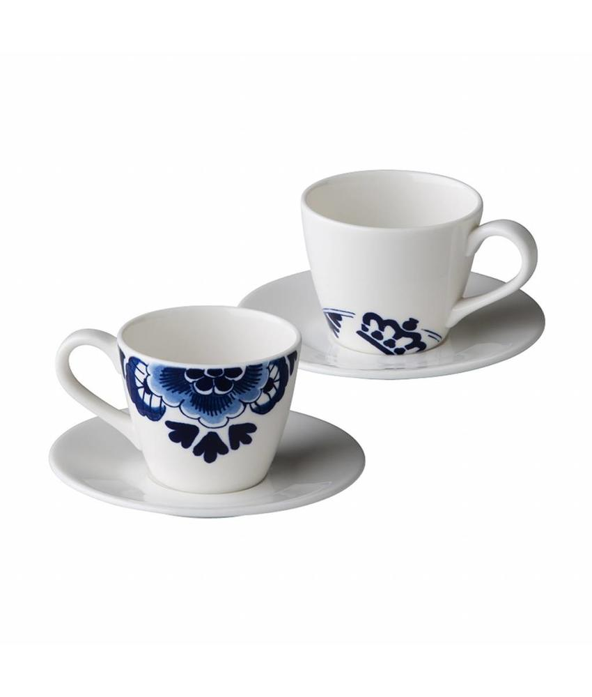 St.James Royal Delft Royal Delft kop 100 ml 6 stuks