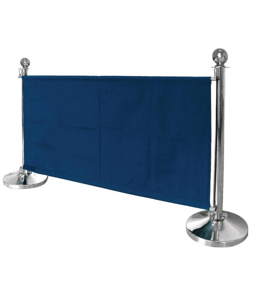 Bolero Bolero canvas afzetdoek donkerblauw