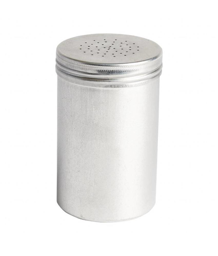 Peperstrooier 30cl aluminium