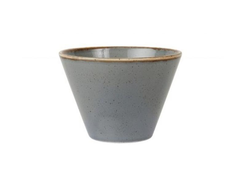 SEASONS STORM Conic bowl 400 ml Storm 6 stuks