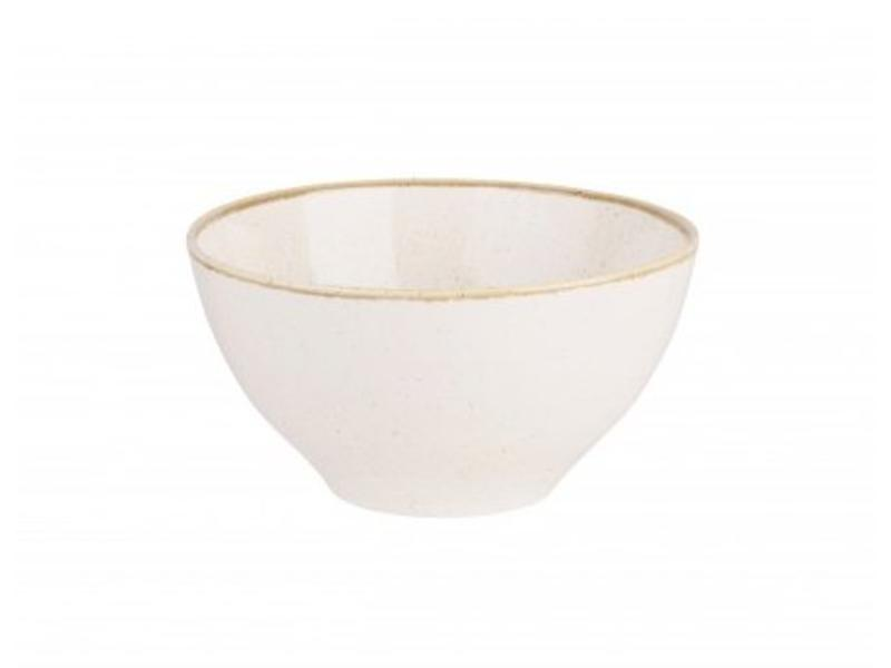 Porcelite Finesse bowl Oatmeal 850 ml 6 stuks