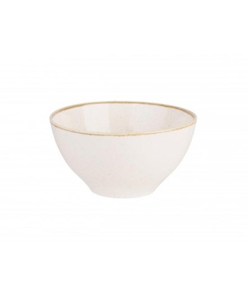 Porcelite Seasons Oatmeal Finesse kom 850 ml ( 6 stuks)