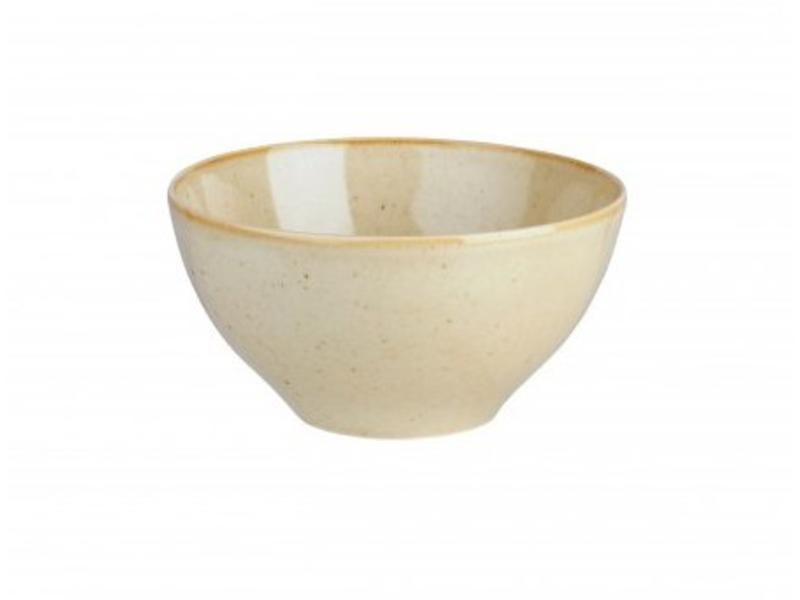 Porcelite Finesse bowl Wheat 850 ml 6 stuks