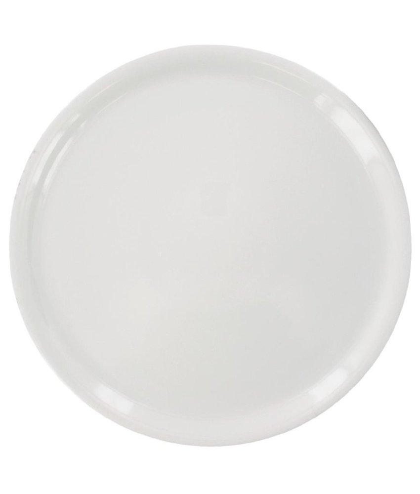 SATURINA SaturniaNapoli pizza bord wit 6 stuks - ( 3 maten)