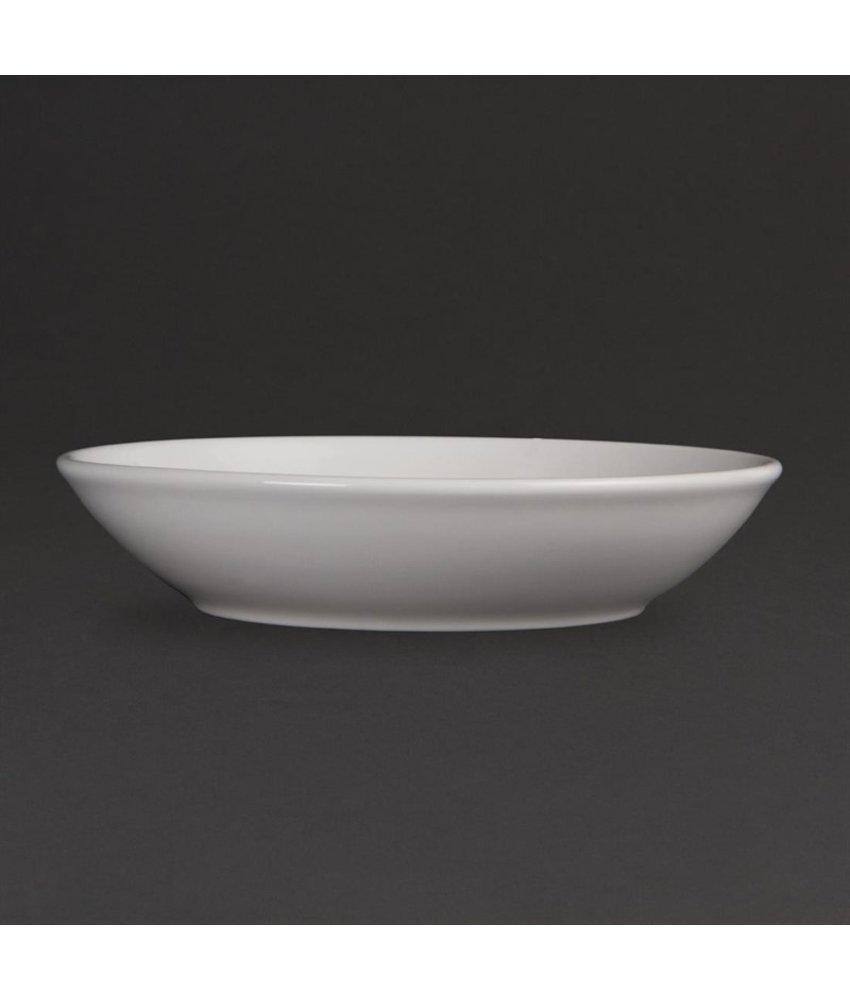 Olympia Olympia Whiteware diepe borden 20cm 6 stuks