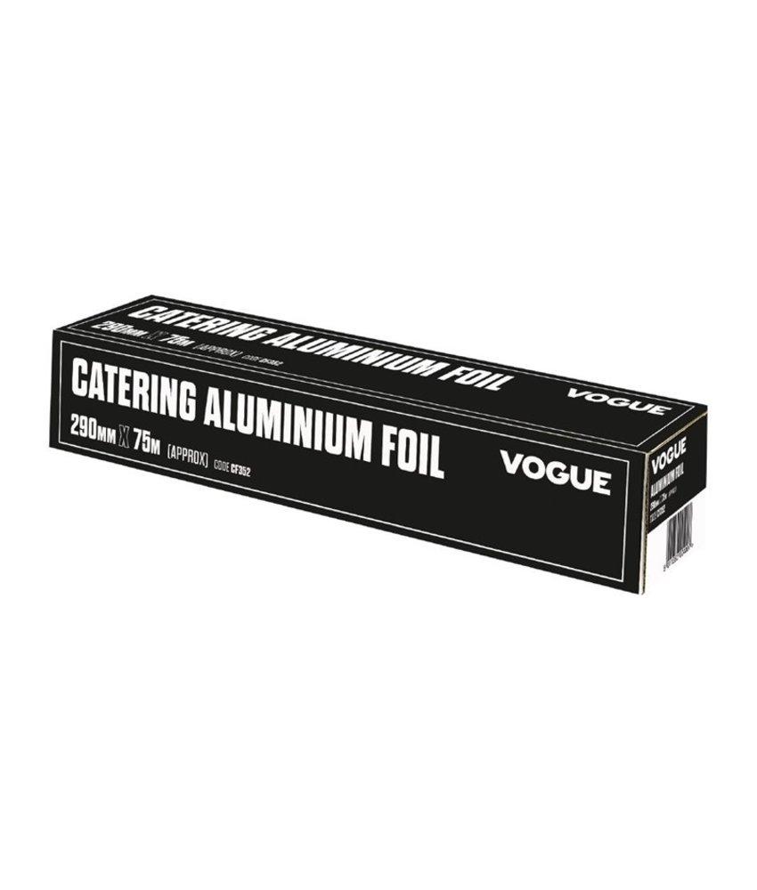 Vogue Vogue aluminiumfolie 30cm x 75mtr