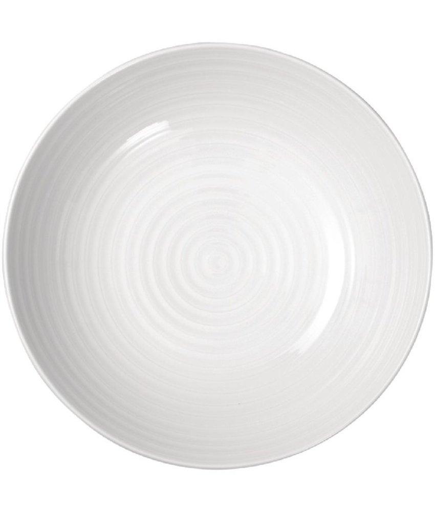 Intenzzo Intenzzo White pastabord 30cm 4 stuks