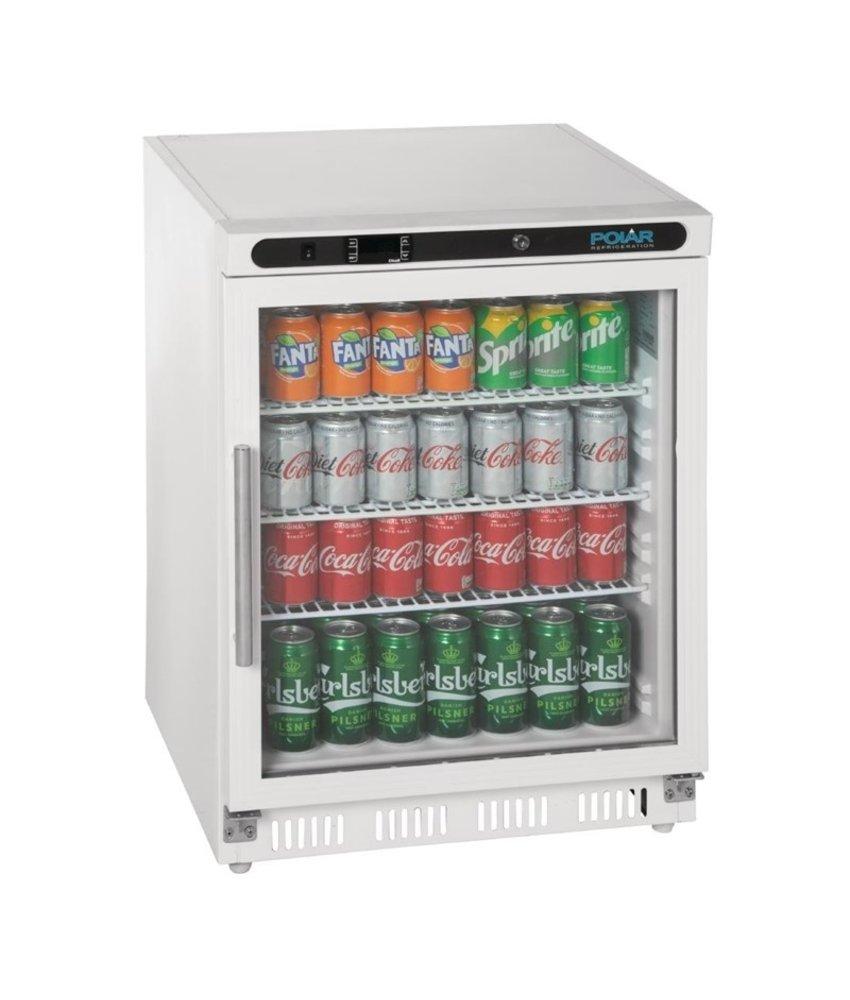 Polar Polar tafelmodel display koeling 150ltr