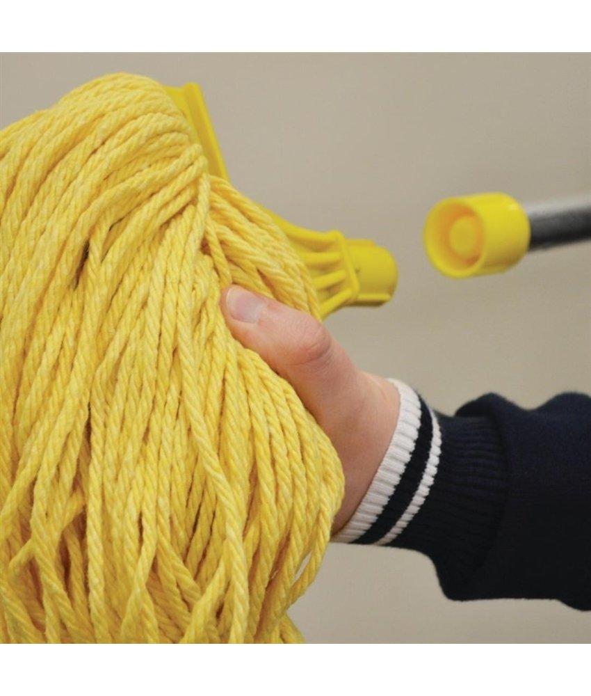 Scot Young SYR kleurcode Kentucky mop geel