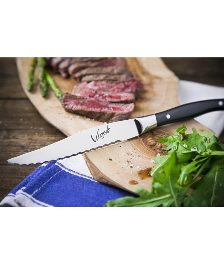 amefa Amefa Virgule steakmessen (12 stuks)