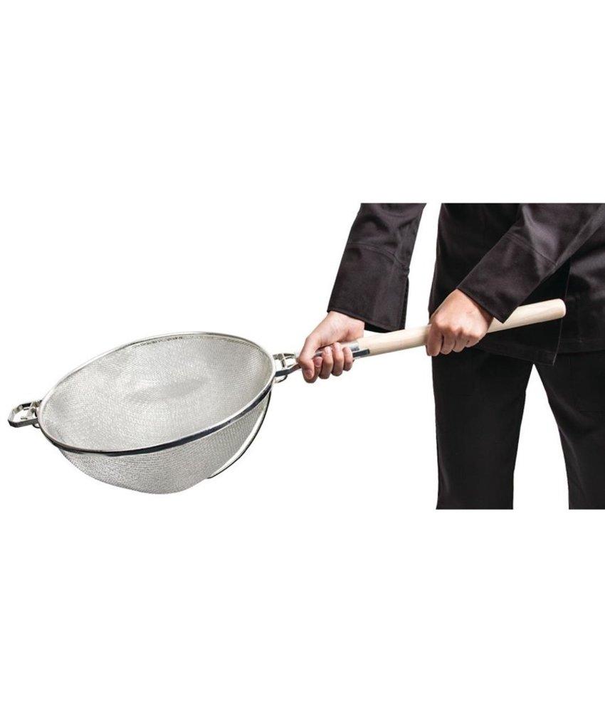gastronoble Zware kwaliteit zeef 30cm