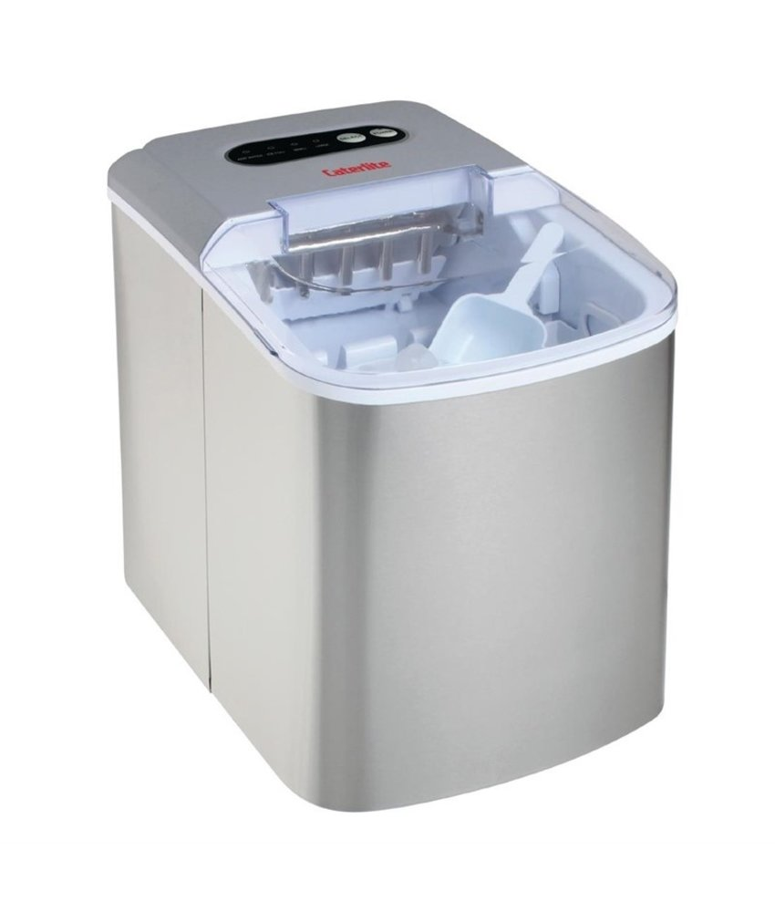 Caterlite Caterlite tafelmodel ijsblokjesmachine 10kg output