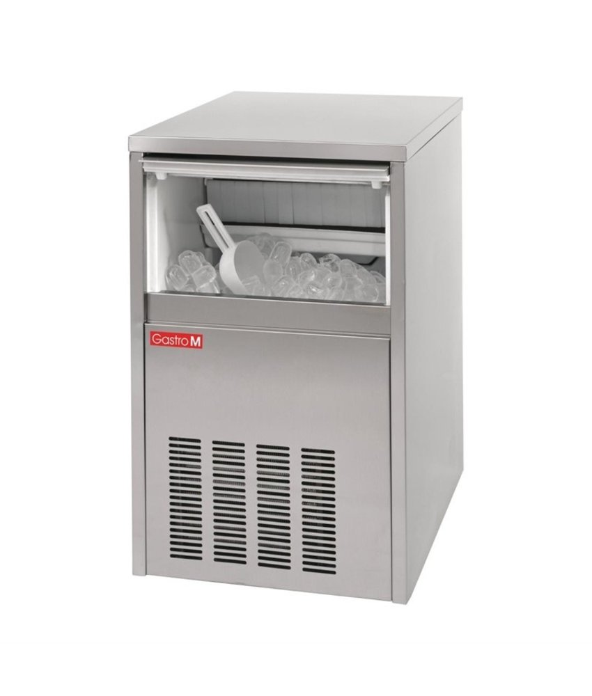 gastro Gastro M ijsblokjesmachine 28kg output