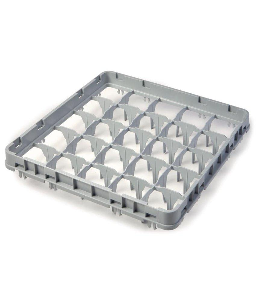 Cambro Cambro glazenkorf verhoger met 25 of 36 compartimenten